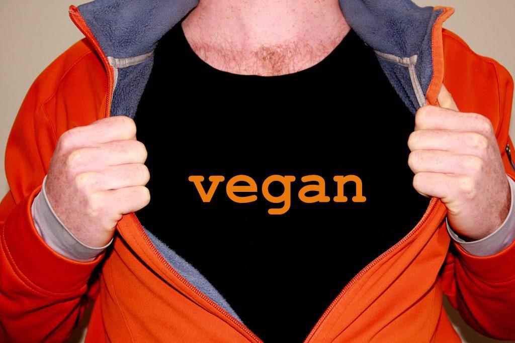 vegan diet dumbing down